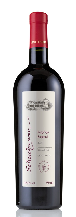 Nytt georgiskt vin på Systemet från den 1 april 2009